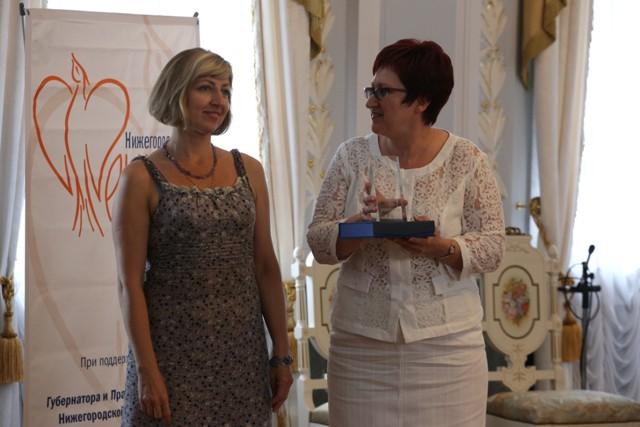 лауреатом стала волонтерская группа студентов Нижегородского филиала Сочинского государственного университета